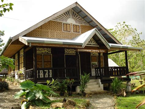 philippines native house designs and floor plans philippine farm house design