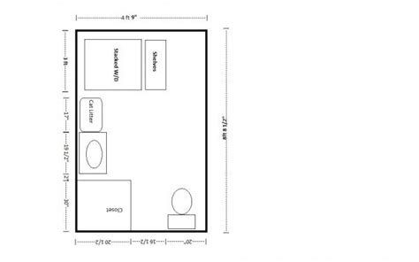 help with main bath floorplan bathrooms forum gardenweb dream home pinterest toilets redesigning our half bath and pantry need some advice on