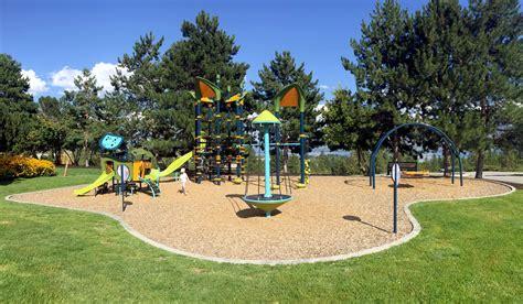 Landscape Structures Netplex Memorial Park Habitat Systems