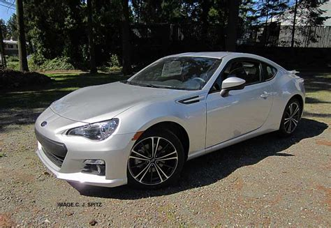 brz subaru silver 2014 and 2013 subaru brz exterior photos