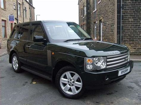 land rover vogue 2005 land rover range rover vogue photos 7 on better parts ltd