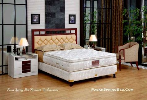 Bed Guhdo Single harga guhdo bed termurah di indonesia guhdo individual contour single plush top