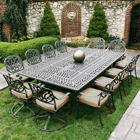 Cast Iron Patio Set Table Chairs Garden Furniture White Metal Garden Table And Chairs Clean Modern Office Modern Home Office Computer Desk