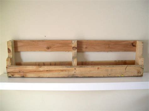 Wood Ledge Shelf by Reclaimed Wood Wall Shelves Hgtv