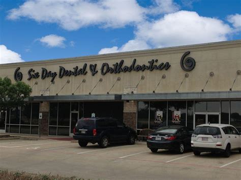 Allen Tx Post Office by 6 Day Dental Orthodontics O 6 Day Dental