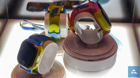 Jam Tangan Kanak Kanak Berjenama qq dilancarkan jam tangan pintar memfokuskan kepada keselamatan kanak kanak amanz