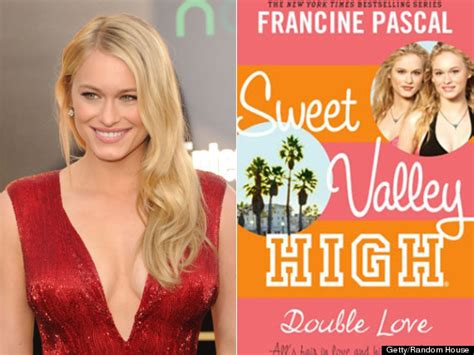 Francine Pascal Sweet Valley High 71 Starring who modeled for book covers photos huffpost