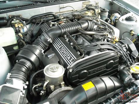 Toyota Supra Engine For Sale 1985 Toyota Supra Silver Sunroof 2 8 Motor 5 Speed