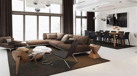 brown white interior design interior design ideas open plan brown white interior interior design ideas
