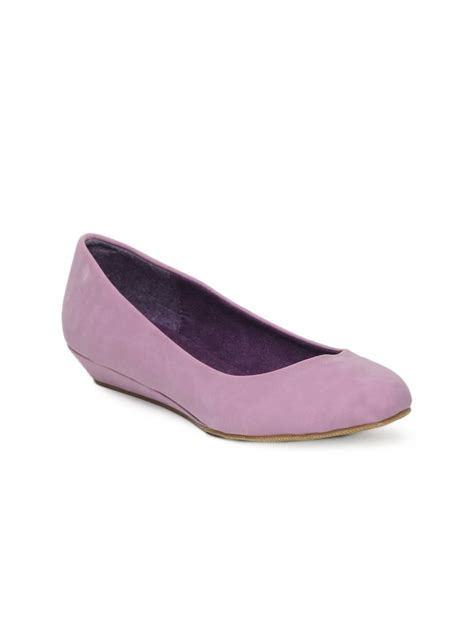 myntra shoes jove lavender shoes myntra purple