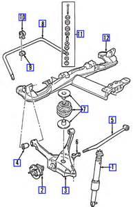 2000 Buick Lesabre Rear Shocks Gm Luxury Car Rear Air Suspension Conversion Kit Cadr10