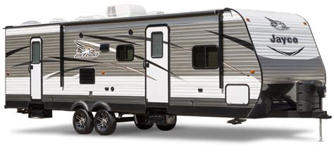 travel trailers lightweight cers jayco inc