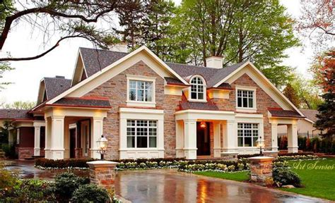 exterior home new stone and brick exterior ideas trends so replica houses