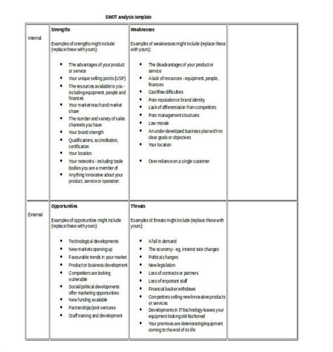 best 25 swot analysis exles ideas on pinterest swot