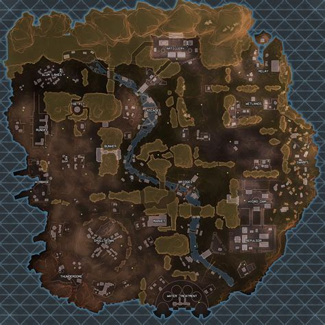 apex legends map guide locations names loot tiers