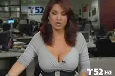 hot female news anchors hot female tv presenters that will make you drool klyker