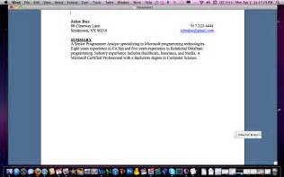 Resume Background Summary Exles by Step 2 Brand Your Resume Resolving Stress At The Source
