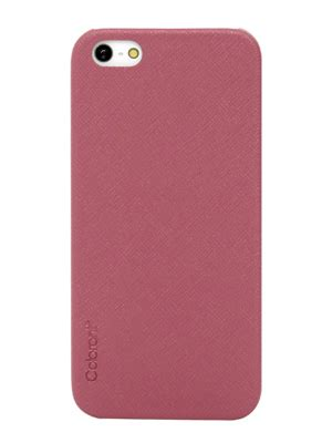 Patchworks Inc - patchworks colorant thin leather shell for iphone 5
