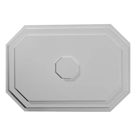 Rectangular Ceiling Medallions by 25 1 4 Quot W X 17 1 4 Quot H X 1 3 4 Quot P Felix Ceiling Medallion