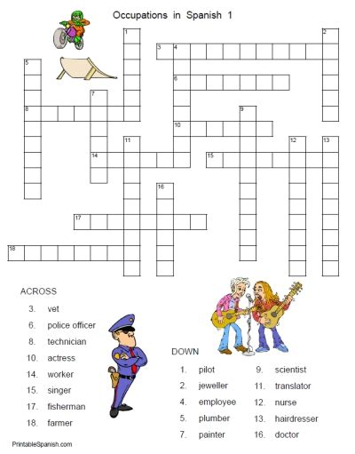 free printable english worksheets occupations free worksheets 187 career worksheets for kids free math