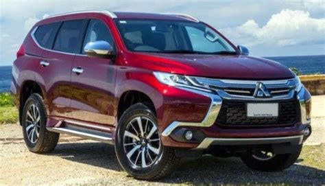 2019 All Mitsubishi Pajero by 2019 Mitsubishi Pajero Sport Price 2020 2021 New Suv