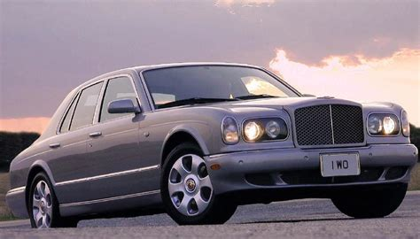 2002 bentley arnage label auction results and data for 2002 bentley arnage label