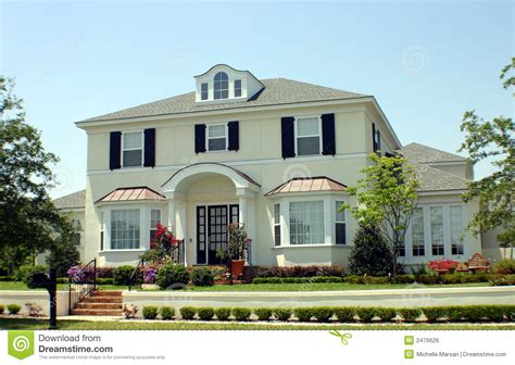 House America by American Home Stock Photo Image Of Landscaping