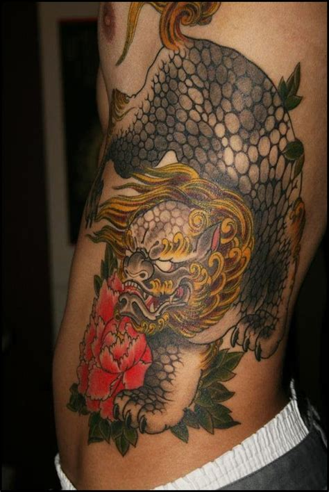 foo dog tattoo 40 ultimate foo designs