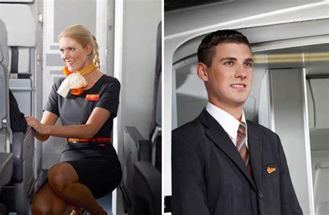 pin airlines flight attendant uniforms hairstyles 2013 easyjet cabin crew uniform 2013 dream job pinterest