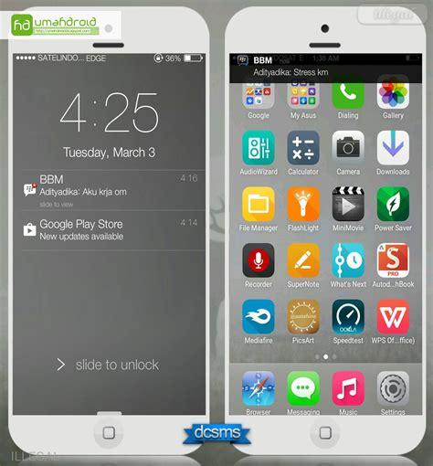 membuat tilan xiaomi seperti iphone membuat tilan android seperti iphone