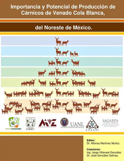 libro carne de venado by alfonso mart 237 nez issuu