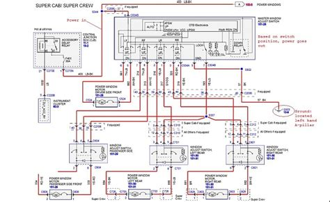 Ford Power Seat Wiring Diagram