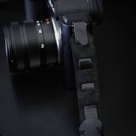 Tie Up Rock N Roll Kamera For Leica M10 Black 125 tie up rock n roll 125cm black neck for sl dot cameras