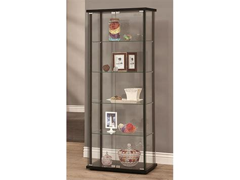what goes in a curio cabinet modern curio cabinet fanti blog