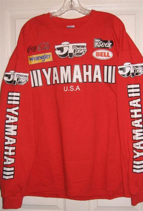vintage motocross jersey buy vintage motocross jersey yamaha vintage jt racing