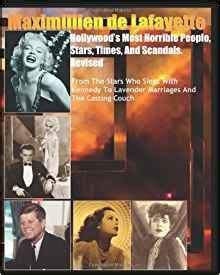 casting couch kennedy hollywood s most horrible people stars times and