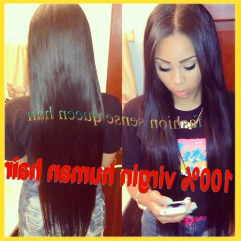 Sew In Hairstyles With Bangs by Sew In Hairstyles Hairstyle Of Nowdays
