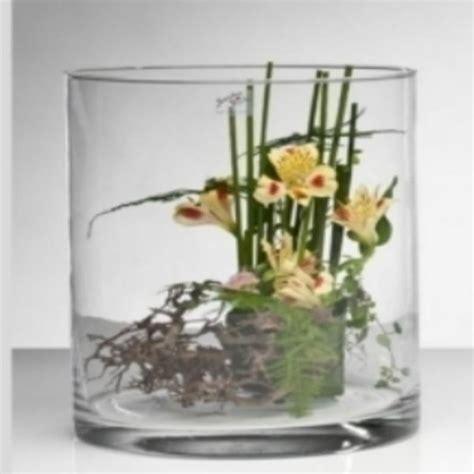 Deko Vasen Glas by Zylinder Glasvasen Mit 25 Zentimeter Durchmesser