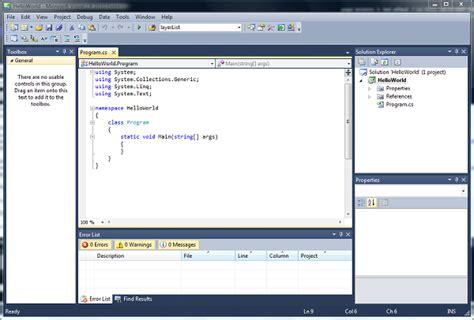 tutorialspoint linq linq environment