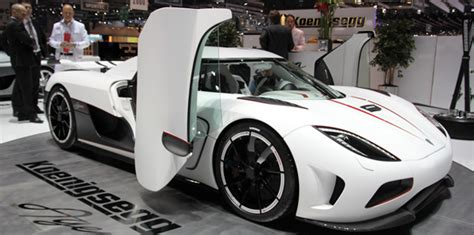 Koenigsegg Ccx 0 60 Craze For Cars 187 World Fastest Cars By Acceleration Top