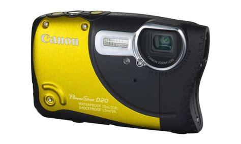 Kamera Canon Outdoor canon powershot d20 outdoor kamera im test pc magazin