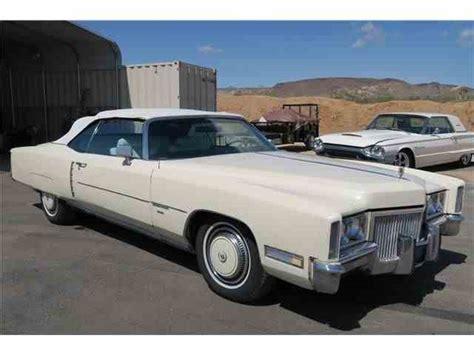 1971 Cadillac Eldorado Convertible For Sale by 1971 Cadillac Eldorado For Sale On Classiccars 6 Available