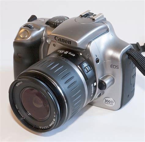 Canon Eos canon eos 300d