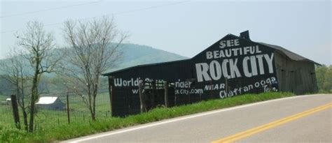Rock City Tennessee Cabins by Rock City Cabin Rentals Of