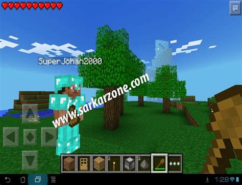 minecraft pocket edition apk free free minecraft pocket edition v0 7 6 apk pak softzone