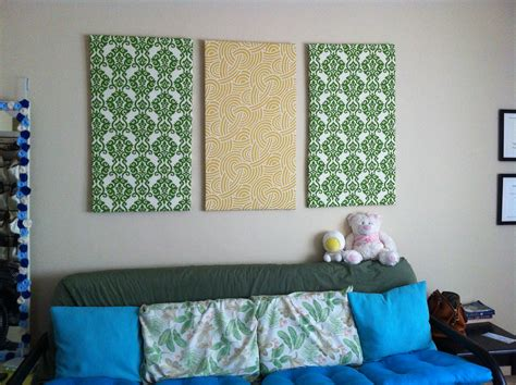 Word Wall Art Stickers diy fabric wall art crafting is sanity