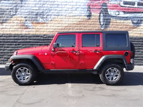 2014 Jeep Wrangler Msrp Used 2014 Jeep Wrangler Unlimited Rubicon Stock J5835a