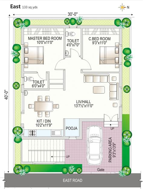 budget house plans low budget house plans in andhra pradesh