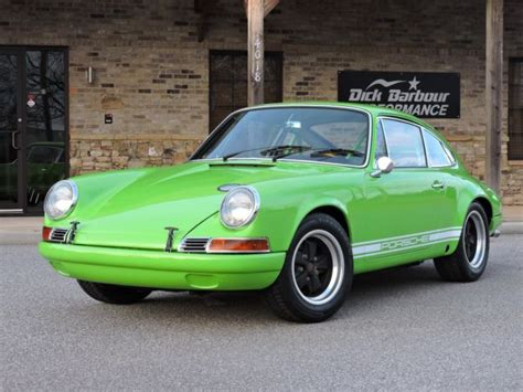 Porsche 911 2 2 Engine For Sale by 911t 2 2l Engine Fresh Build Great Lightweight Outlaw
