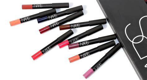 Lip Liner Nars nars 183 velvet matte lip pencil 2017 ommorphia bar